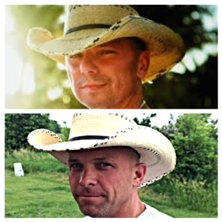 Kenny Chesney Look Alike Hat
